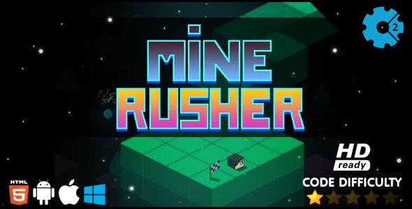 Jugar a Miner Rusher